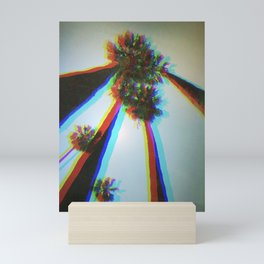 Palms of Color Mini Art Print