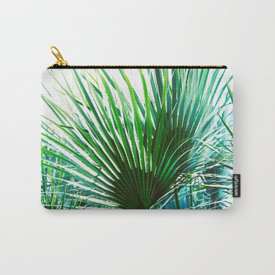 Bright Palm 4 Carry-All Pouch