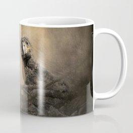 Lone Eaglet In The Nest Coffee Mug