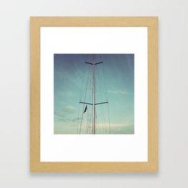 sunday III Framed Art Print