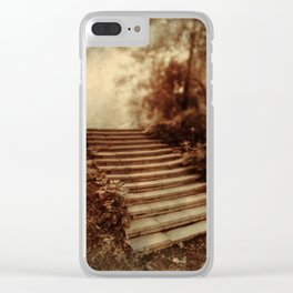 Ambiance Clear iPhone Case