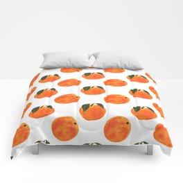 Peach Harvest Comforters