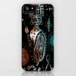 Boogie Bantu iPhone Case