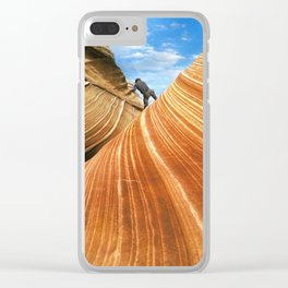 Awesome Beauty: Paria Canyon Clear iPhone Case