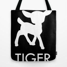 Bambi Tiger Tote Bag