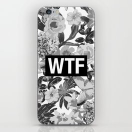 WTF iPhone Skin