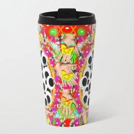 Kaleidofan Travel Mug