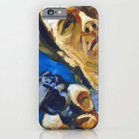Dirty Harry iPhone & iPod Case