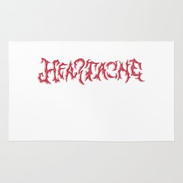 Heartache Rug