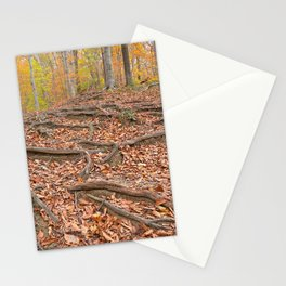 Autumn Avalon Forest Trail Stationery Cards