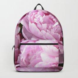 Dream on, Peonies... Backpack