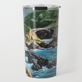 California Dreaming Travel Mug