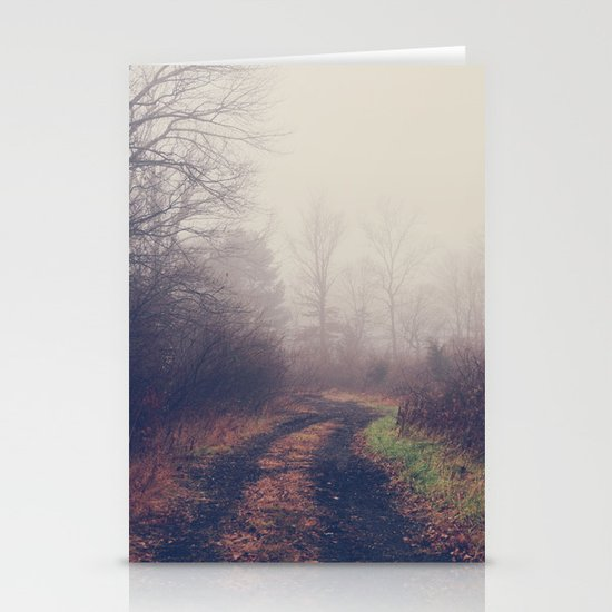 lead me on Stationery Cards