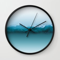 Section of love Wall Clock