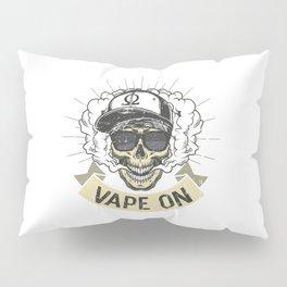Cloud Chaser - Vaping Gangster - Vape On Pillow Sham