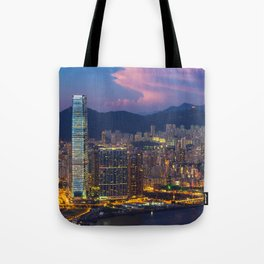 HONG KONG 26 Tote Bag