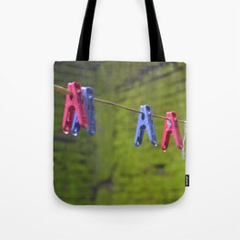 Keep Holding On Pals!! Tote Bag