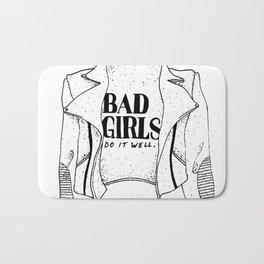 Bad Girls Do It Well Bath Mat