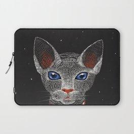 Catty Sphinx - Animal Illustration - Christmas Gifts Laptop Sleeve