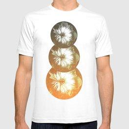 rusty circles T-shirt