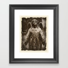 Demonic Charm Framed Art Print