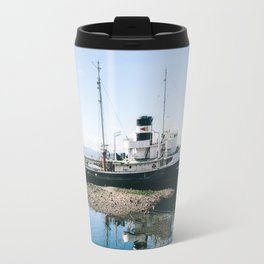 Abandoned Ship Travel Mug