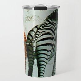 bal costumé Travel Mug
