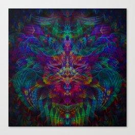 Inner Trip Canvas Print