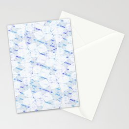 Ghost Town (Ice Jam) Stationery Cards
