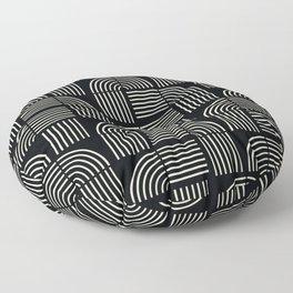 Balance Lines Floor Pillow