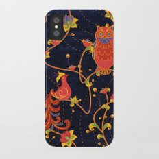 Folk Art iPhone X Slim Case