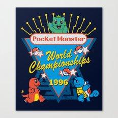 World Championship Canvas Print