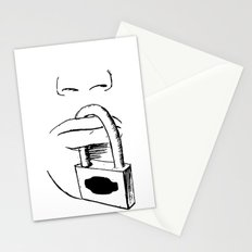 Freedom of Expression 3 of 3 Stationery Cards