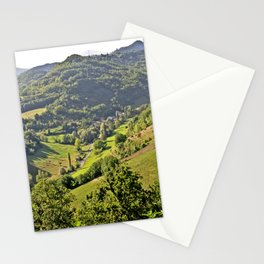 Visso, Marche, Italy Stationery Cards