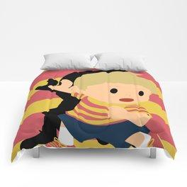 Lucas Super Smash Bros Comforters