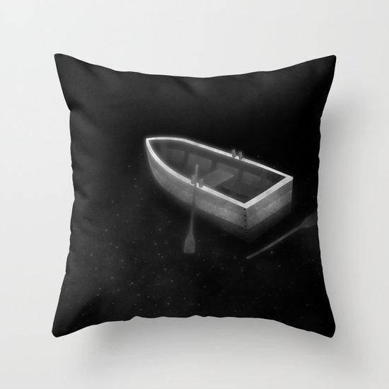 Annan Water Throw Pillow
