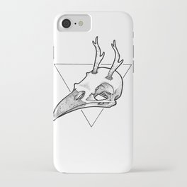 Antler Bird iPhone Case