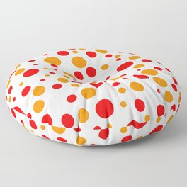 Dots and more dots Floor Pillow
