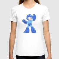 megaman T-shirts featuring Megaman by Megan Yiu