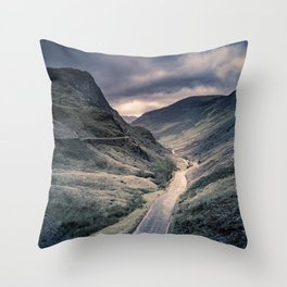 Honister Pass Throw Pillow