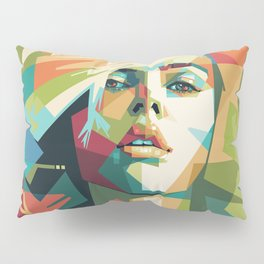 Scarlett Johansson - Mad4U Pillow Sham