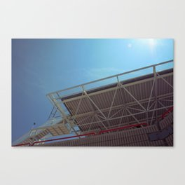 Not so distant Canvas Print