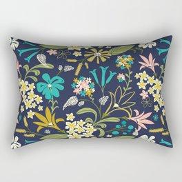Bella Midnight Rectangular Pillow