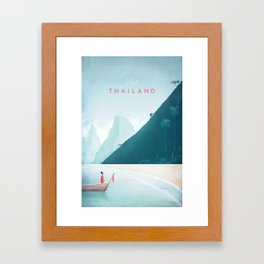 Thailand Framed Art Print