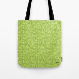 Feathered Flocks - Avocado Tote Bag