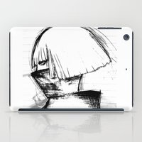 monster inc iPad Cases featuring Mother Monster by Manta Inc