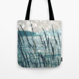 Afternoon at the Lake Tote Bag