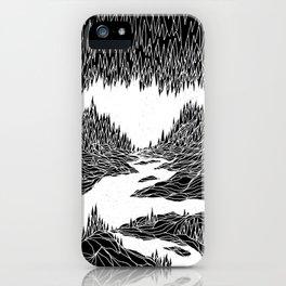 Cave Trip iPhone Case