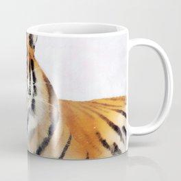Snow Tiger Coffee Mug