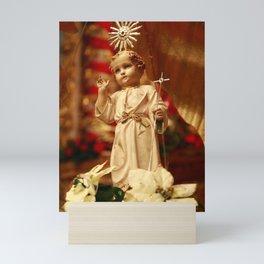 Baby Jesus Mini Art Print